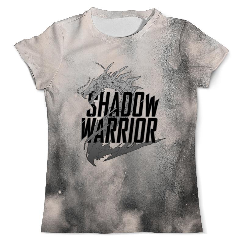 Футболка с полной запечаткой (мужская) Printio Shadow warrior shadowwarrior[xboxone]