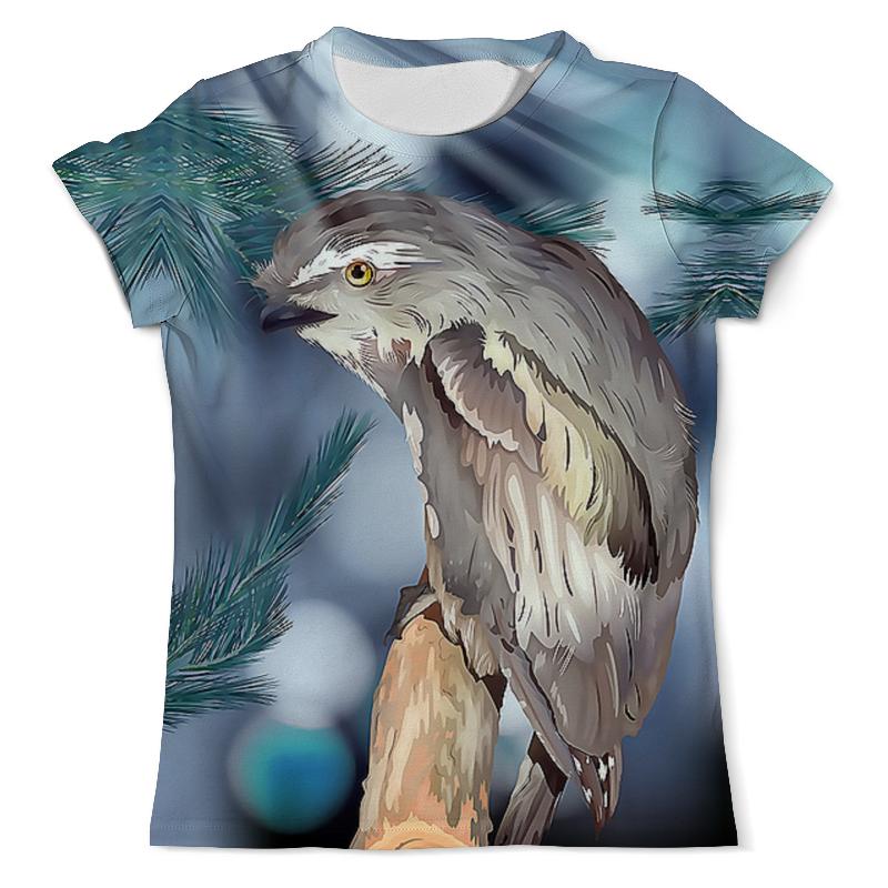 купить Printio Красивая птичка онлайн