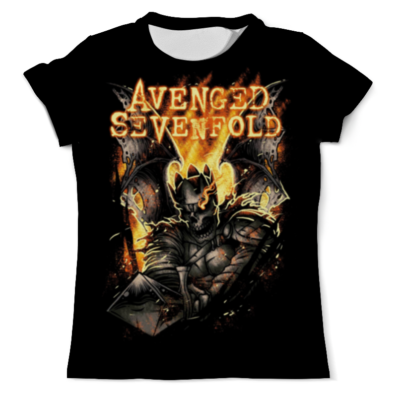 лучшая цена Printio Avenged sevenfold