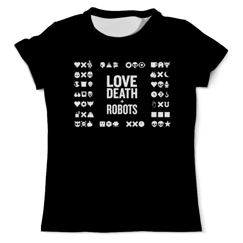 Printio Любовь смерть и роботы