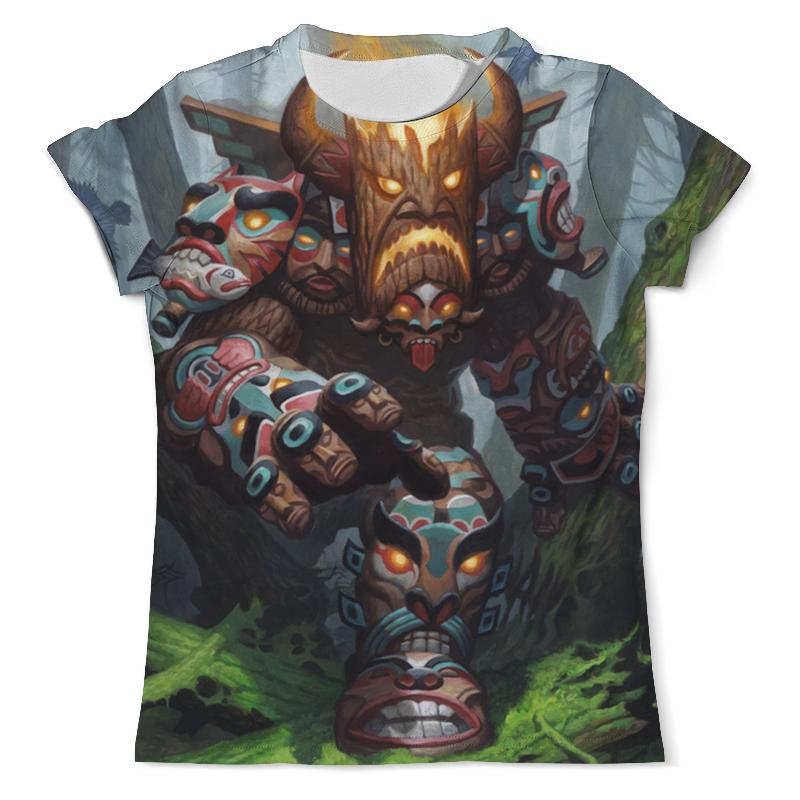 Printio Тотемный голем | totem golem футболка с полной запечаткой мужская printio тотемный голем totem golem