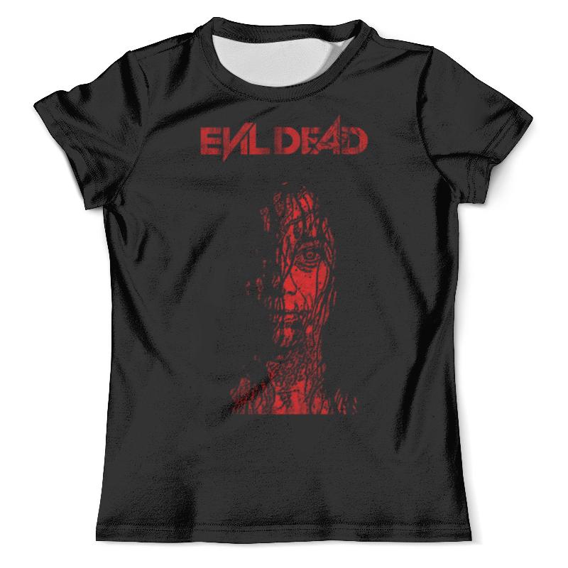 Футболка с полной запечаткой (мужская) Printio Зловещие мертвецы / the evil dead
