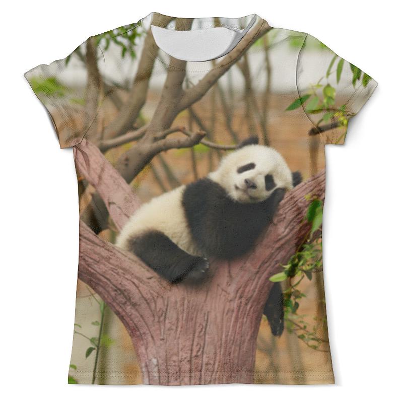 Футболка с полной запечаткой (мужская) Printio Панда футболка с полной запечаткой мужская printio панда
