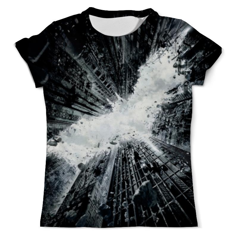 Футболка с полной запечаткой (мужская) Printio Batman city футболка с полной запечаткой мужская printio the lego batman movie