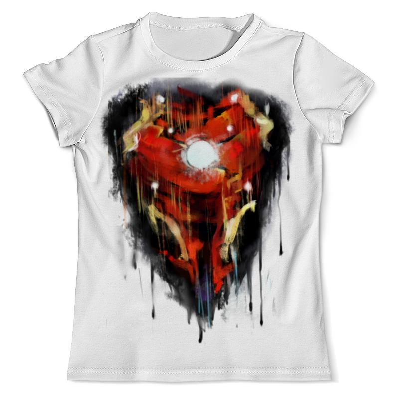 Футболка с полной запечаткой (мужская) Printio Iron man / железный человек футболка с полной запечаткой мужская printio iron maiden