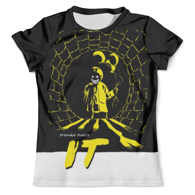 Футболка с полной запечаткой (мужская) Printio Оно / it футболка мужская influx of brand it kn