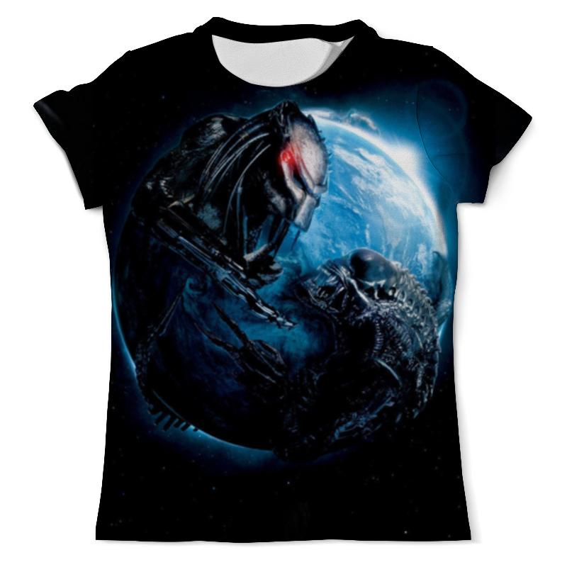 Printio Чужой против хищника / alien vs predator футболка с полной запечаткой для мальчиков printio чужой против хищника alien vs predator