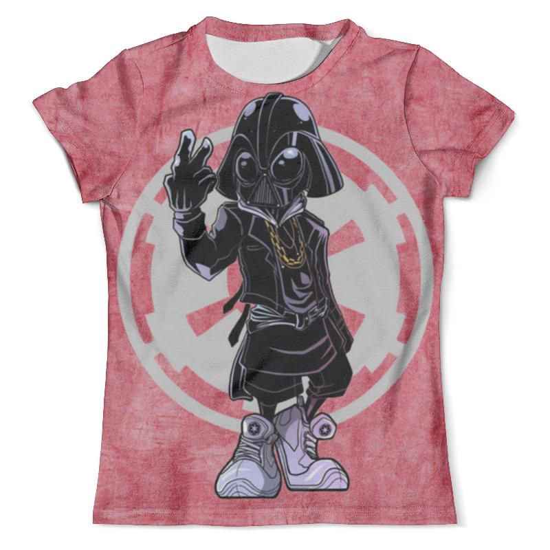 Футболка с полной запечаткой (мужская) Printio Swag wars - star wars футболка с полной запечаткой мужская printio robots love story star wars