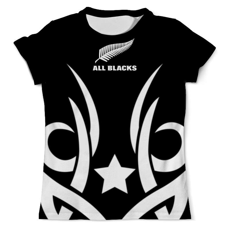 лучшая цена Printio Маори all blacks