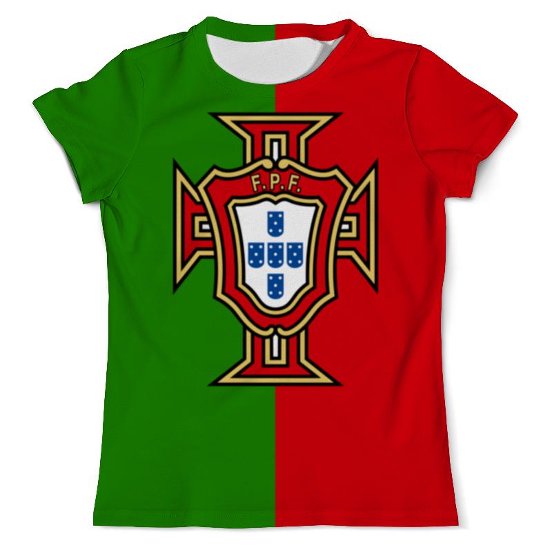 Printio Сборная португалии футболка классическая printio сборная португалии