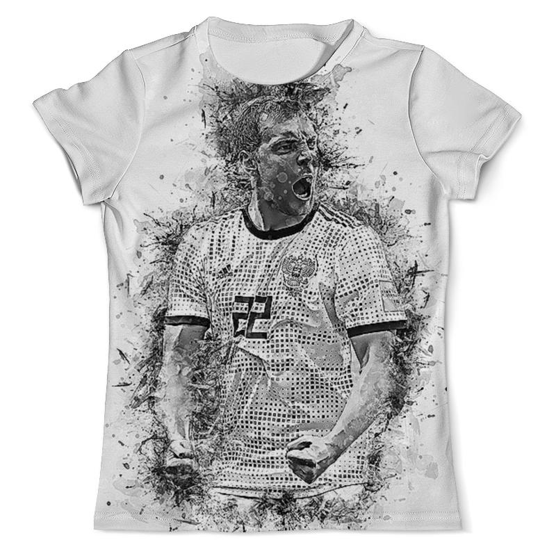 Printio Артёмка футболка с полной запечаткой для мальчиков printio сборная россии по футболу