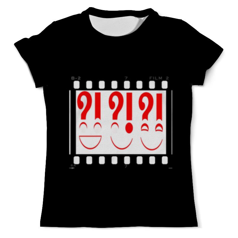 Фото - Футболка с полной запечаткой (мужская) Printio Смайлики футболка с полной запечаткой женская printio смайлики
