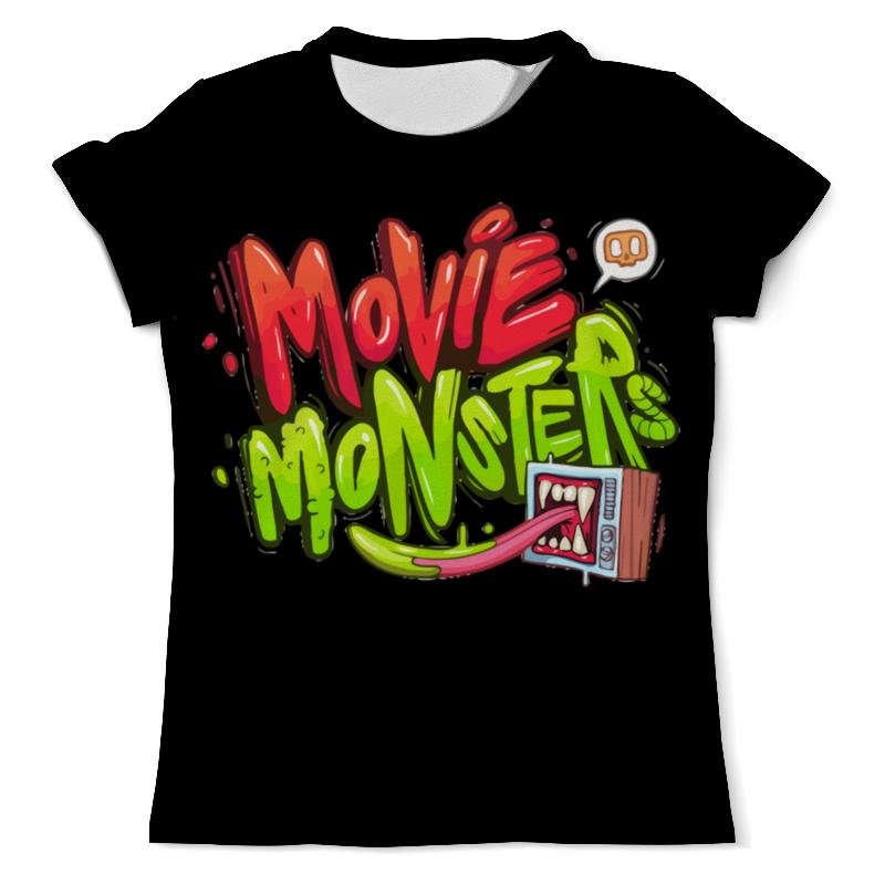 Футболка с полной запечаткой (мужская) Printio Movie monsters футболка с полной запечаткой мужская printio the lego batman movie