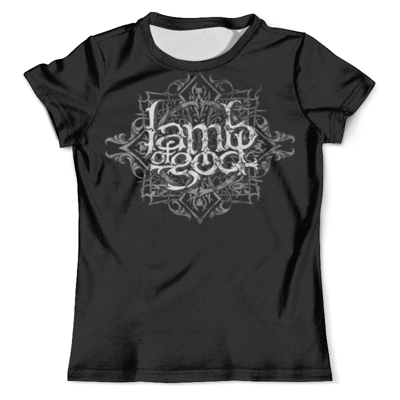 Футболка с полной запечаткой (мужская) Printio Lamb of god lamb of god lamb of god – vii sturm und drang