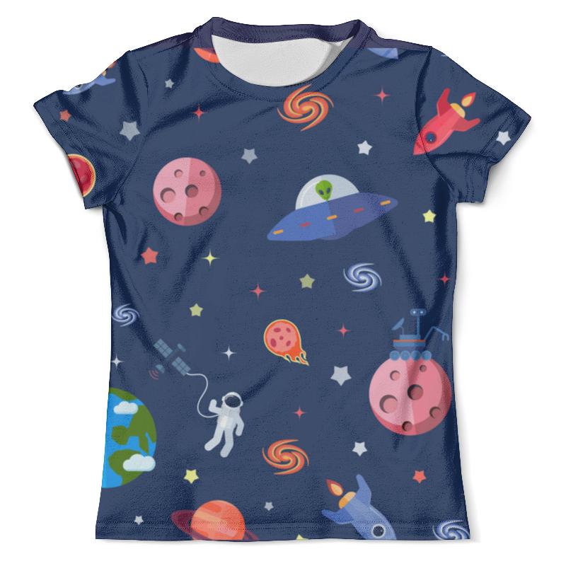 Футболка с полной запечаткой (мужская) Printio Вселенная футболка с полной запечаткой женская printio вселенная