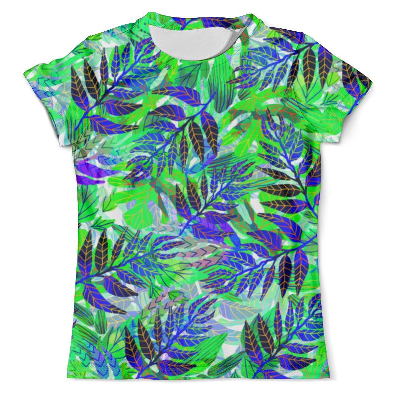 Футболка с полной запечаткой (мужская) Printio Jungle design футболка print bar jungle