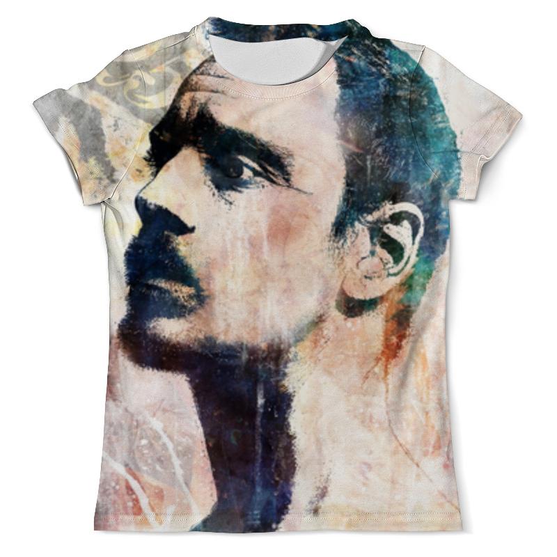 Фото - Printio Майкл фасбендер футболка с полной запечаткой мужская printio хью джекман люди икс