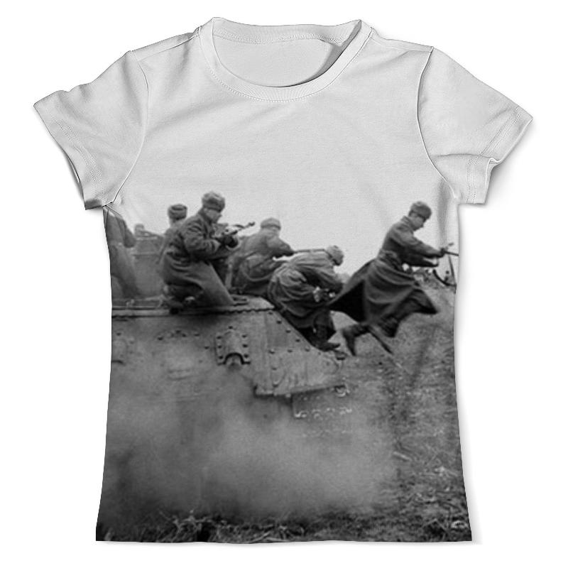 Футболка с полной запечаткой (мужская) Printio День победы футболка с полной запечаткой мужская printio день победы