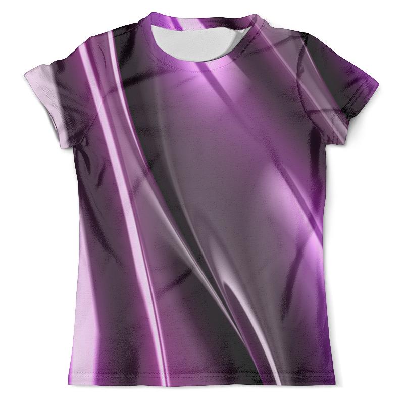 Футболка с полной запечаткой (мужская) Printio Фиолетовые линии юбка карандаш укороченная printio фиолетовые линии