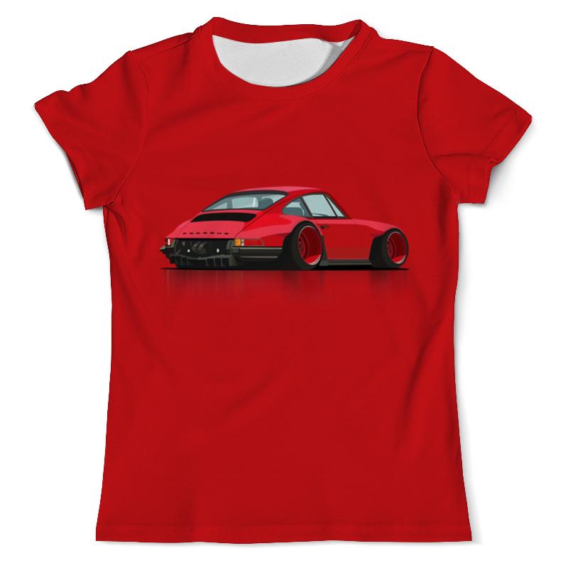 лучшая цена Printio Porsche
