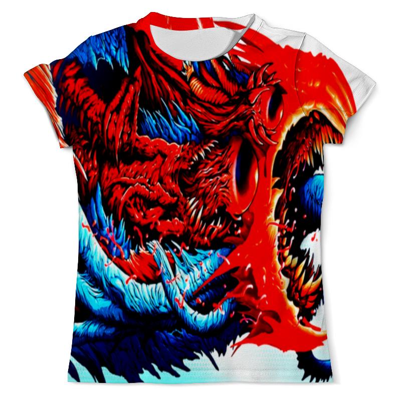Футболка с полной запечаткой (мужская) Printio Cs go:hyper beast red футболка с полной запечаткой мужская printio cs go hyper beast black