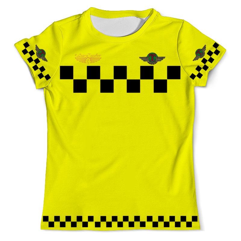 Футболка с полной запечаткой (мужская) Printio Такси футболка с полной запечаткой мужская printio осень город такси тоска