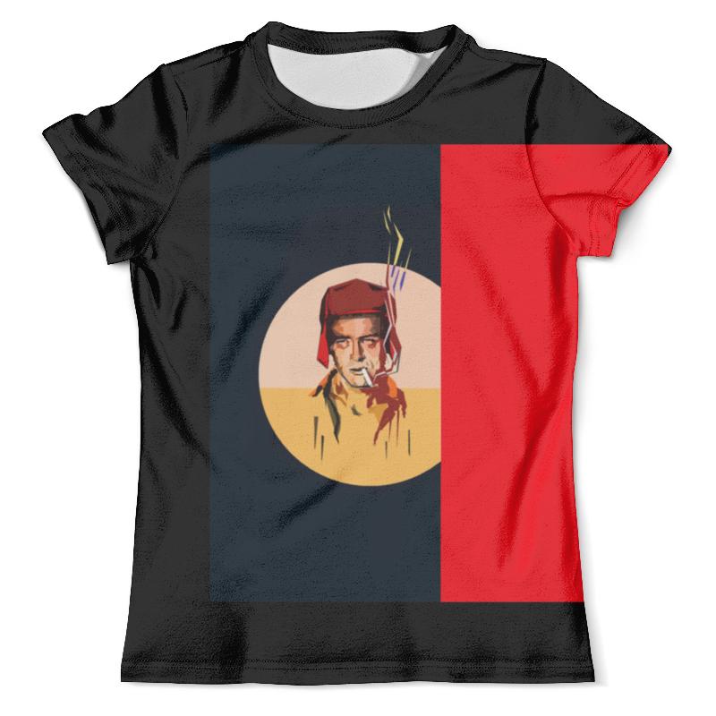 Футболка с полной запечаткой (мужская) Printio Rebel футболка rebel spirit rebel spirit re032emspj40