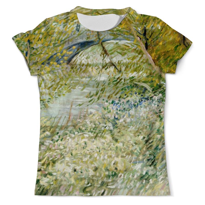 Printio Берег реки весной ( винсент ван гог) зонт трость с деревянной ручкой printio берег реки весной винсент ван гог