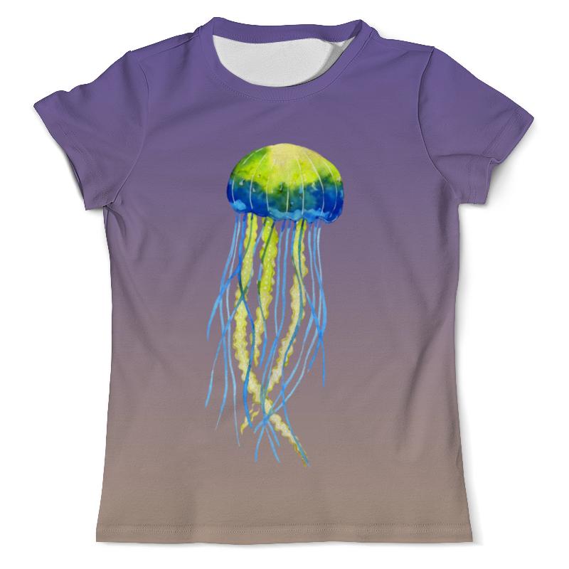 Printio Медуза сумка с полной запечаткой printio медуза