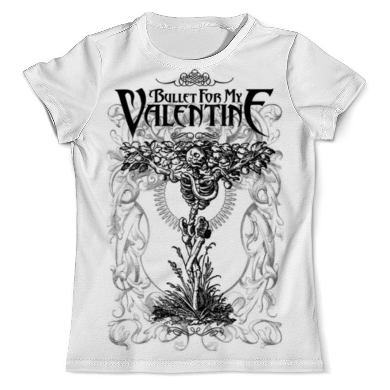 Printio Bullet for my valentine футболка с полной запечаткой мужская printio bullet for my valentine