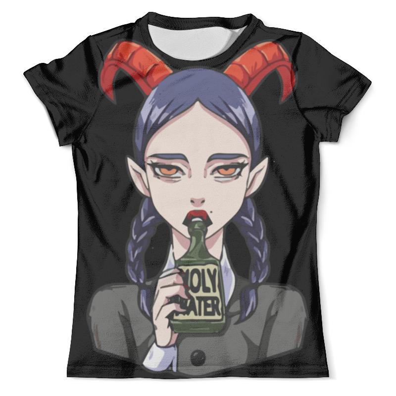 Футболка с полной запечаткой (мужская) Printio Devil girl футболка с полной запечаткой мужская printio мерч группы devil s secrets