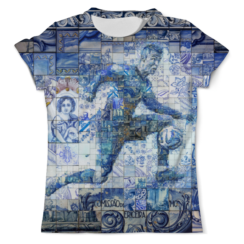 Printio Криштиану роналду футболка классическая printio криштиану роналду