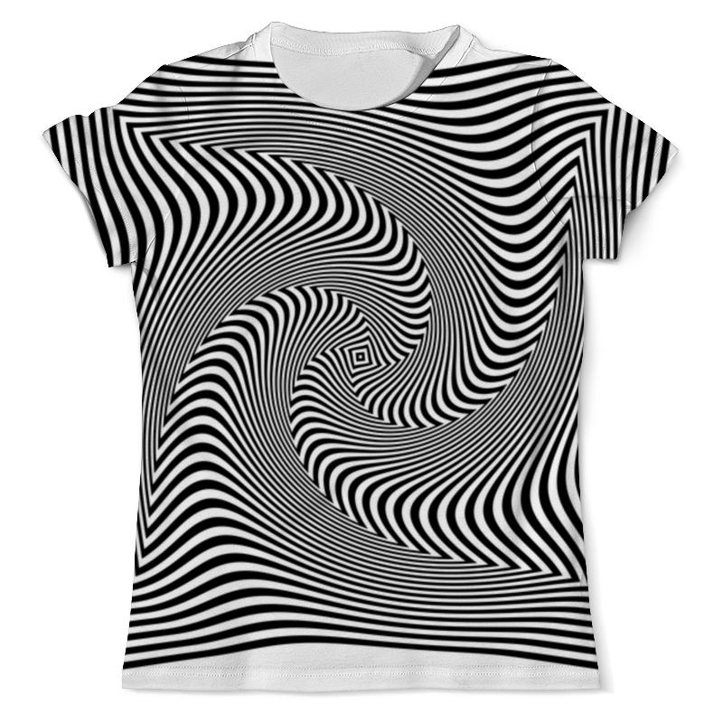 Футболка с полной запечаткой (мужская) Printio Иллюзия printio футболка с полной запечаткой мужская