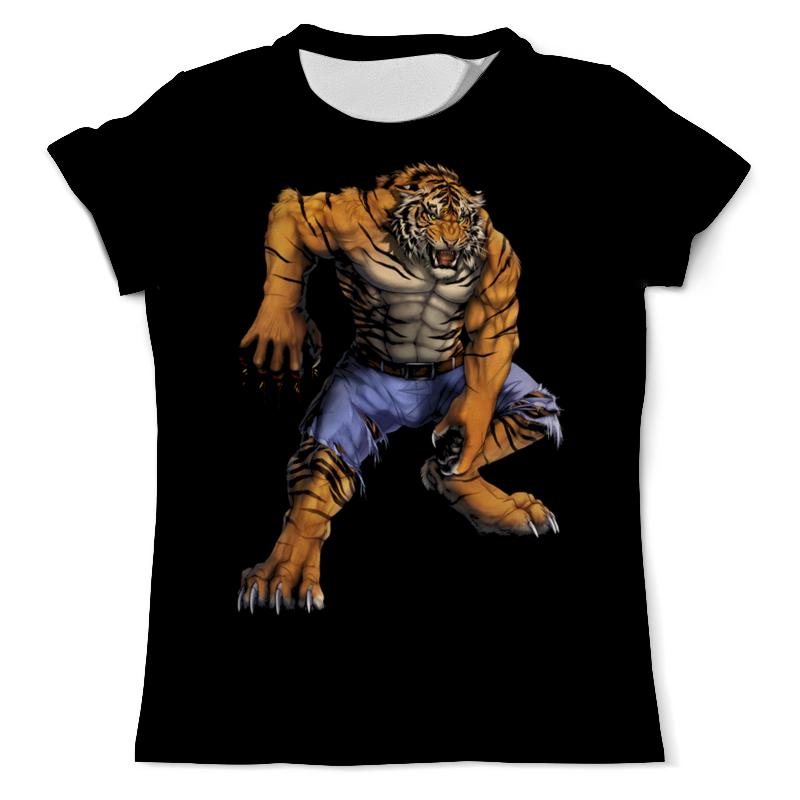 Printio Тигры фэнтези футболка с полной запечаткой мужская printio тигры фэнтези белый тигр