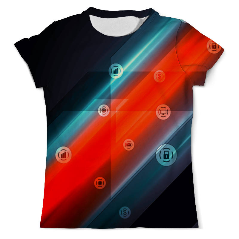 Printio Виджеты футболка с полной запечаткой для мальчиков printio виджеты