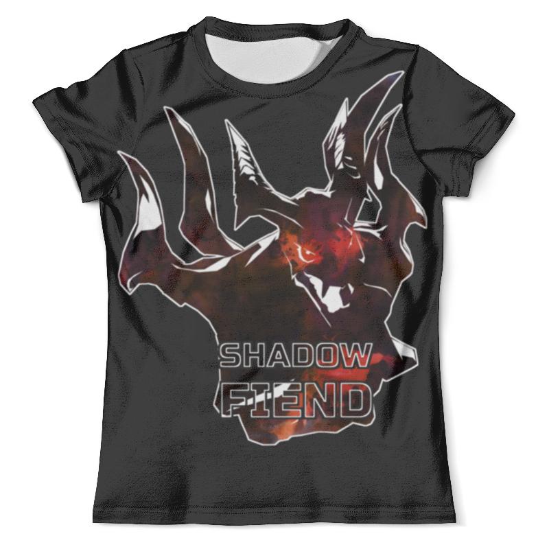 Футболка с полной запечаткой (мужская) Printio Dota 2 - shadow fiend футболка с полной запечаткой мужская printio shadow demon dota 2