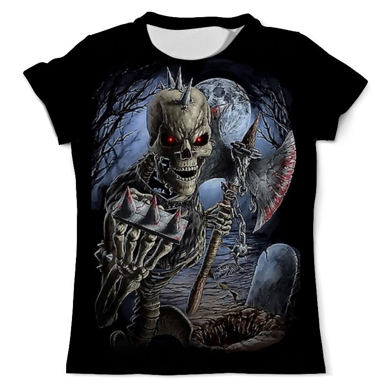 Футболка с полной запечаткой (мужская) Printio Heavy metal футболка с полной запечаткой мужская printio heavy metal art