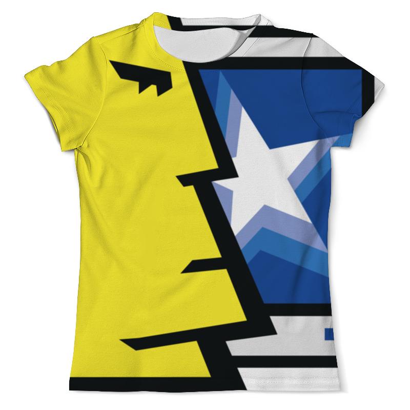 Футболка с полной запечаткой (мужская) Printio Big cafeparty logo футболка мужская cms 110000 all star logo