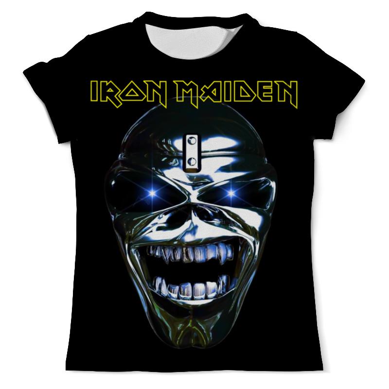 Футболка с полной запечаткой (мужская) Printio Iron maiden band футболка с полной запечаткой мужская printio iron maiden band