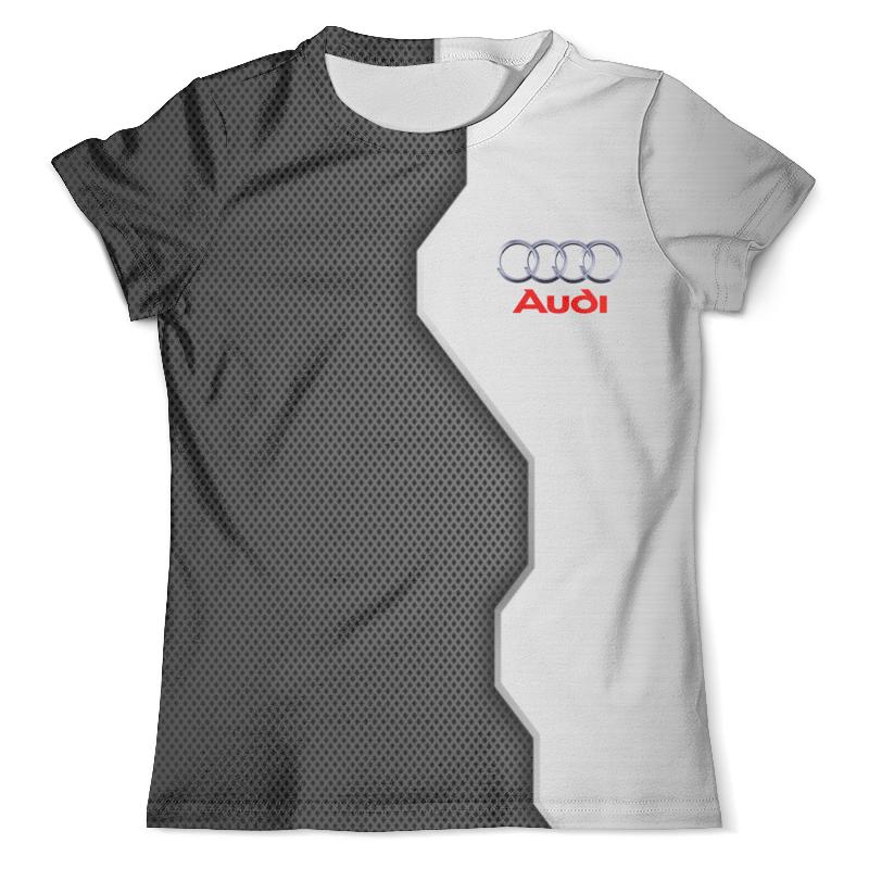 Футболка с полной запечаткой (мужская) Printio Авто audi футболка авто opel