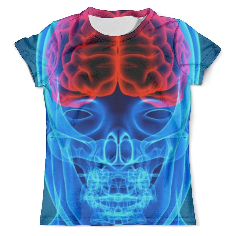 Футболка с полной запечаткой (мужская) Printio X-ray man футболка с полной запечаткой мужская printio ant man