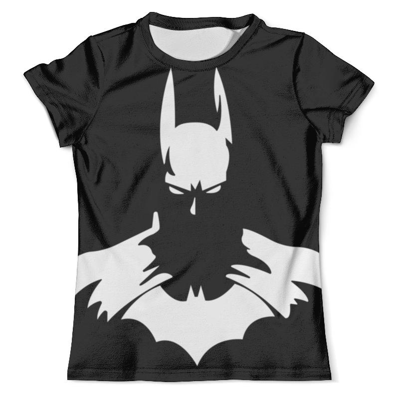 Футболка с полной запечаткой (мужская) Printio Batman/бэтмен футболка с полной запечаткой для девочек printio batman x joker бэтмен