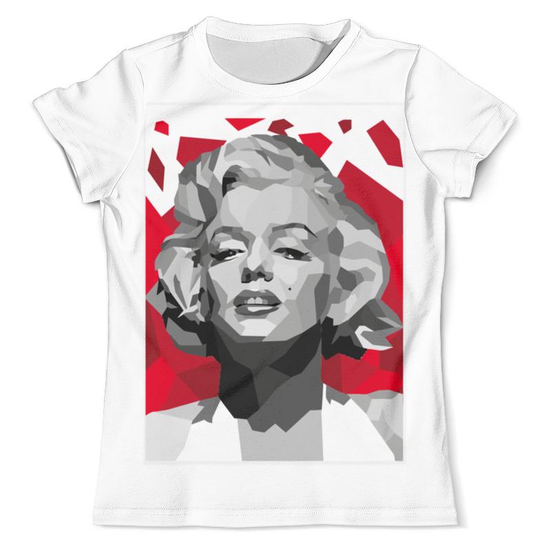 Printio Мэрилин монро футболка с полной запечаткой мужская printio мэрилин монро