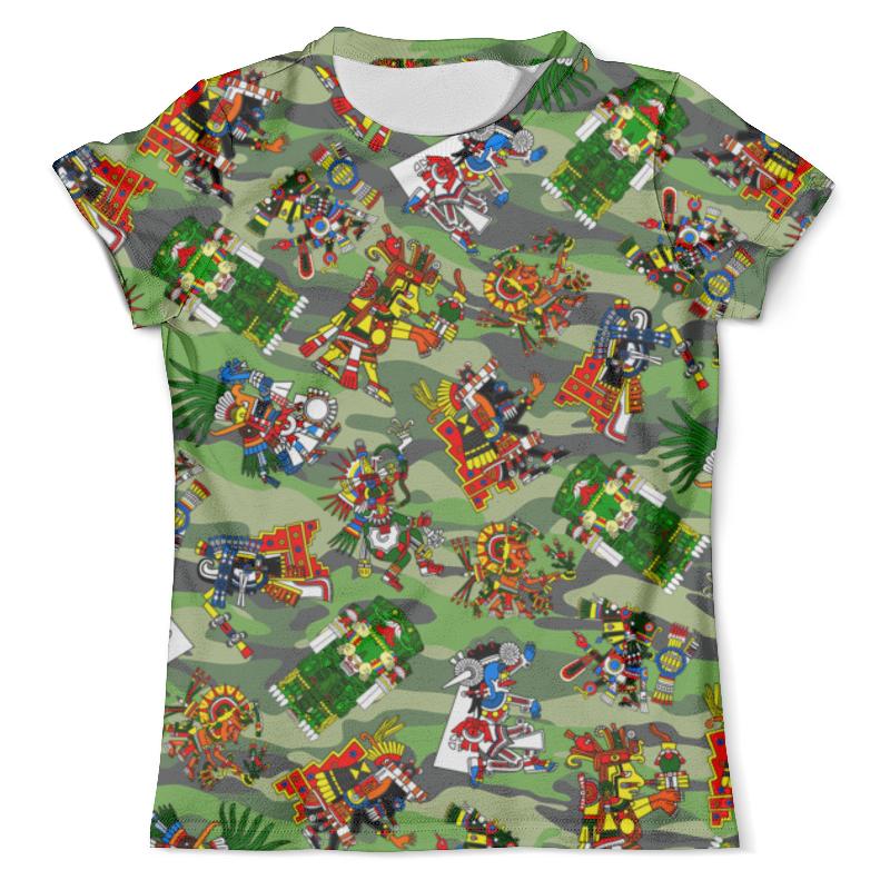 Футболка с полной запечаткой (мужская) Printio Mexican design футболка с полной запечаткой мужская printio mexican design