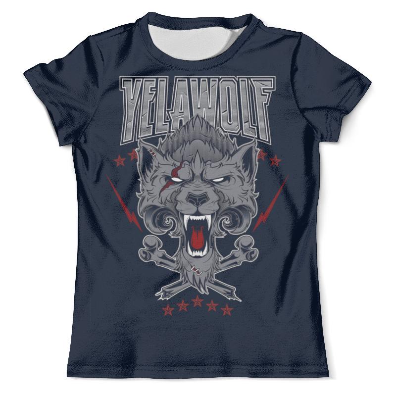 Футболка с полной запечаткой (мужская) Printio Yelawolf худи print bar yelawolf