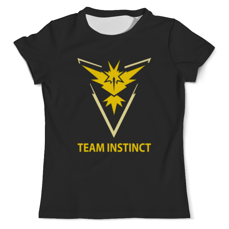 Printio Team instinct футболка с полной запечаткой мужская printio команда иисуса team jesus