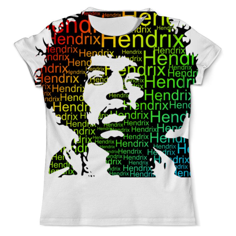 Printio Hendrix. хендрикс футболка с полной запечаткой мужская printio hendrix хендрикс