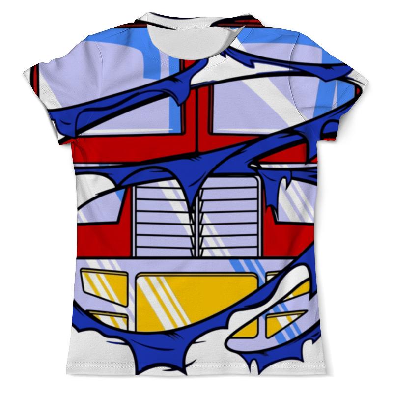 Футболка с полной запечаткой (мужская) Printio Футболка трансформеры футболка с полной запечаткой мужская printio alestorm