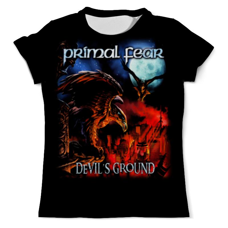 Фото - Printio Primal fear футболка с полной запечаткой мужская printio primal fear