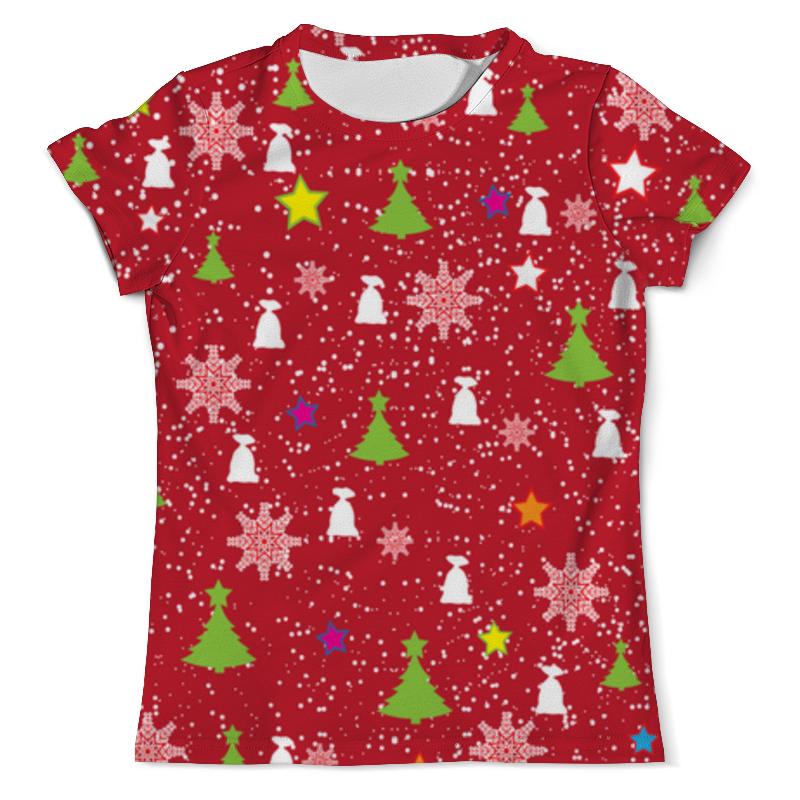 Printio Happy new year (счастливый новый год) футболка с полной запечаткой мужская printio счастливый снеговик
